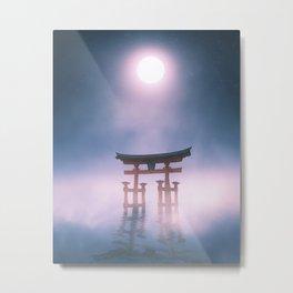 Endless Horizons Artpiece Metal Print