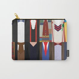 The 12 Doctors Carry-All Pouch