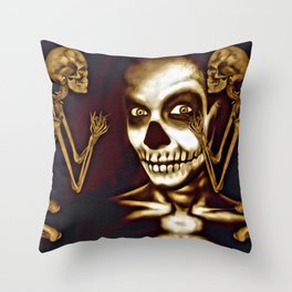 Requiem 2 Throw Pillow