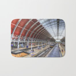 Paddington Station London Bath Mat