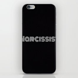 Narcissist iPhone Skin