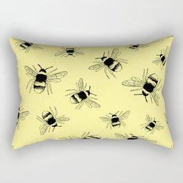 Queen B Rectangular Pillow