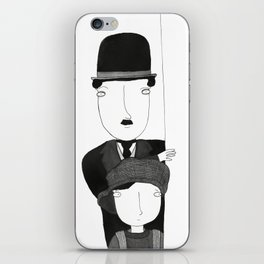 The Kid iPhone Skin