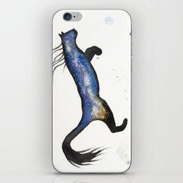 LA Milky Way Cougar iPhone Skin