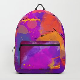 Funky Party Backpack
