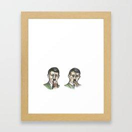 Vices 2/10 Framed Art Print