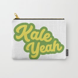 Kale Yeah Carry-All Pouch