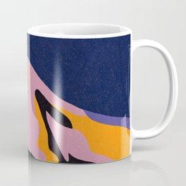 Over The Sunset Mountains II Coffee Mug
