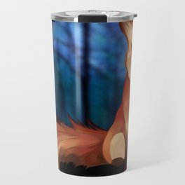 Wild At Heart Fox Travel Mug