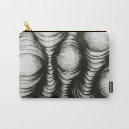 Waves of Value Carry-All Pouch
