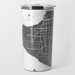 Veins and Arteries Travel Mug