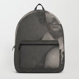 Vintage Portrait of William Shakespeare (1800s) Backpack