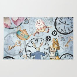 Wonderland Time Rug