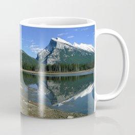 Mount Rundle Alberta Canada Coffee Mug