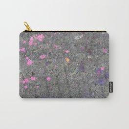 pink slash pavement Bristol graffiti Carry-All Pouch