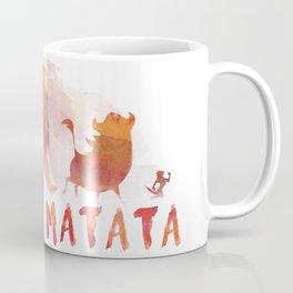 Hakuna Matata Coffee Mug
