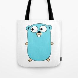 Gopher - Golang Tote Bag