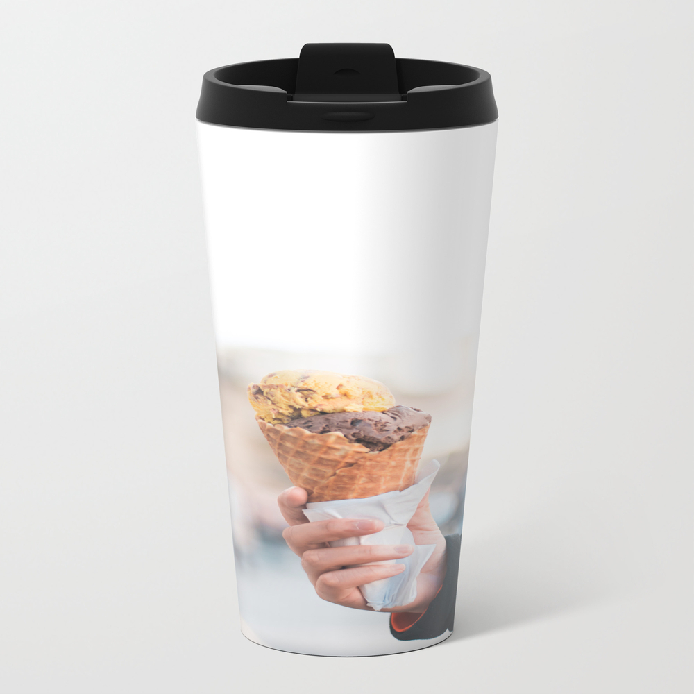 Ice Cream Cone Travel Cup TRM8893666
