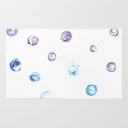 Starry Planets Rug