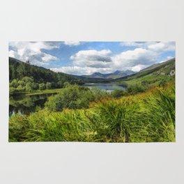 Snowdon View Rug