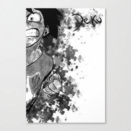 Deku / BNHA Canvas Print
