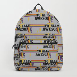 TotallyAwesome Backpack