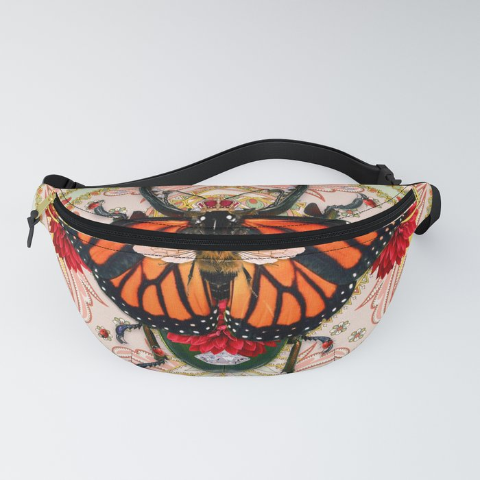 King of Insects Fanny Pack