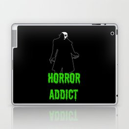 Horror Addict Laptop & iPad Skin