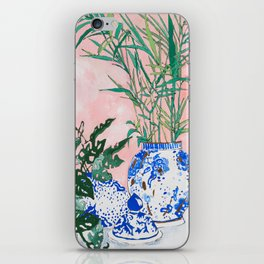 Friendship Plant iPhone Skin