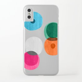 Cellular II Clear iPhone Case