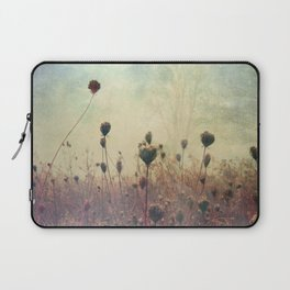 Her Mind Wandered in Beautiful Worlds Laptop Sleeve