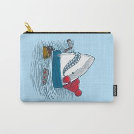 Great White North Shark Carry-All Pouch