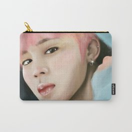 Spring Day- Jimin Carry-All Pouch