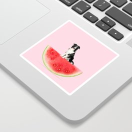 Melon Collie Sticker