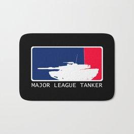 M1 Abrams - Major League Tanker Bath Mat