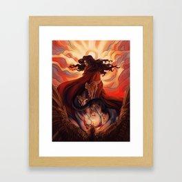 Cerridwyn Framed Art Print