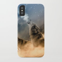 Moonrise Howl iPhone Case