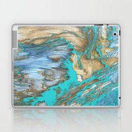 Woody Water Laptop & iPad Skin