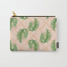 Geometries & Palms #society6 #decor #buyart Carry-All Pouch