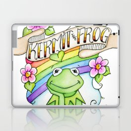 The Muppets Series ~ Kermit the Frog Laptop & iPad Skin