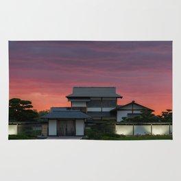 Japanese Gardens Rug