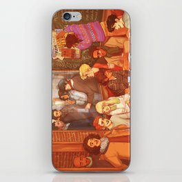 Les Misérables: A Group Which Almost Became Historic iPhone Skin