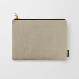 Pale Khaki Carry-All Pouch