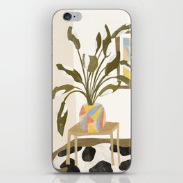 The Plant Room iPhone Skin