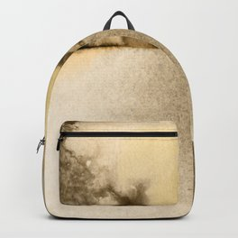 A Serene Life 1D - by Kathy Morton Stanion Backpack