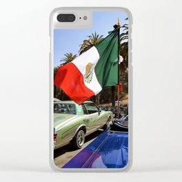 Cinco de Mayo at the Park Clear iPhone Case