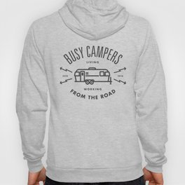 "Busy Campers ""From The Road"" Hoody"