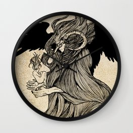 Morpheus Wall Clock