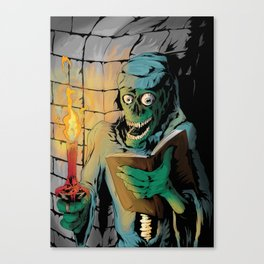 STory Teller Canvas Print