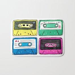 Cassettes Bath Mat